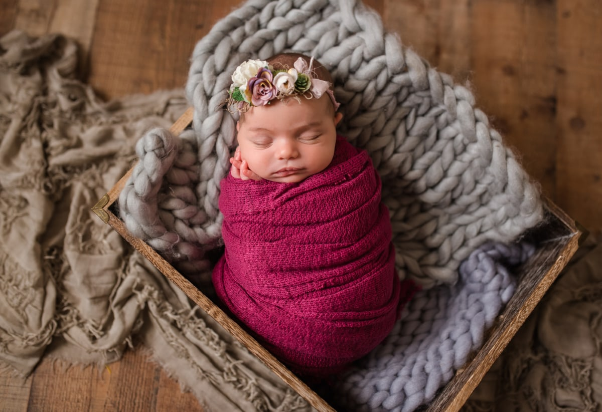 Michigan Newborn Photography 7