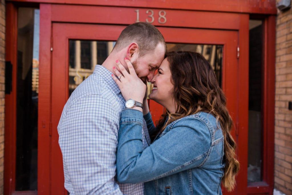 Engagement Photographer Near Me Detroit Michigan- 317