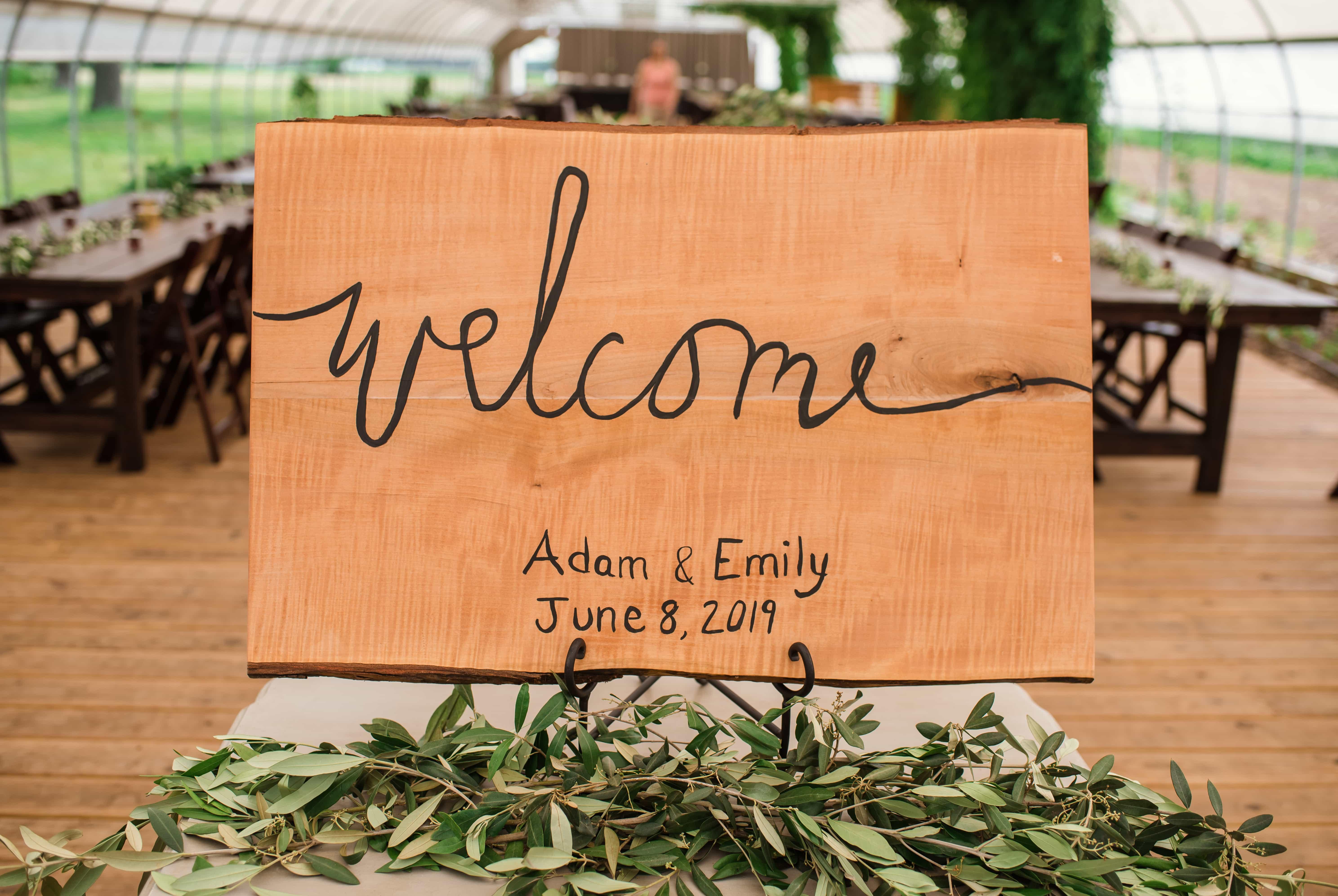 Emily and Adam Green Gardens Community Farm Wedding- 140